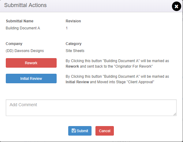 Builderstorm-SUBMITTALS-SUBMITTALS-ACTIONS