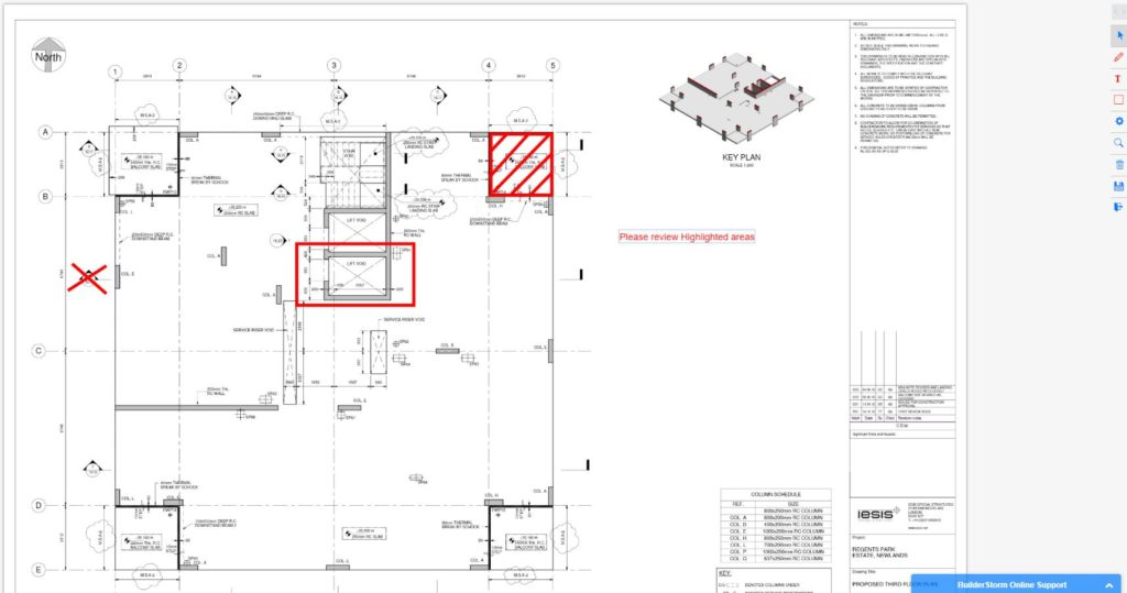 Builderstorm-Submittals-Markup