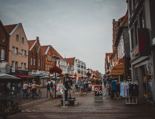 Is the high street the answer to the housing crisis?