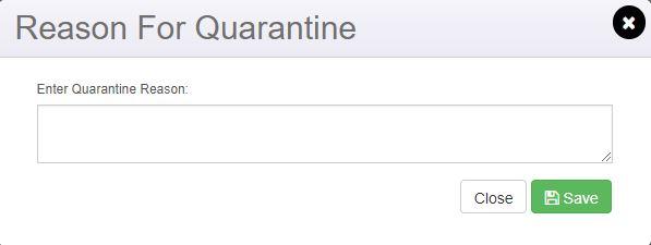 Builderstorm-quarantine